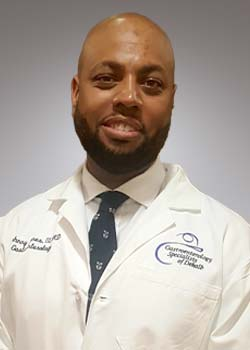 Johnny Jones, III, MD, of Gastroenterology Specialists of Dekalb