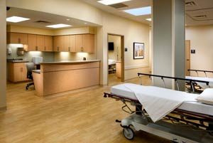 Endoscopy Suite at Gastroenterology Specialists of DeKalb in Decatur, GA